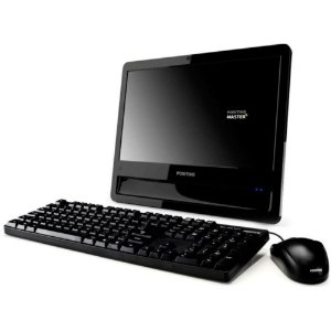 Computador All In One Master U950 Core I3-3110M / 4GB / 500G
