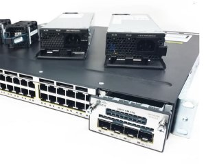 Cisco WS-C3560X-48P-L  48x port Gigabit PoE+, 4x SFP GE