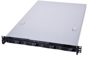 Servidor Rack 1u, 02 Xeon E5 2650 Octacore, 64 Gb, 1 Tera