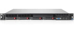 Servidor HP DL 360 G7 Dual Xeon Quad Core 02x SAS 300 GB