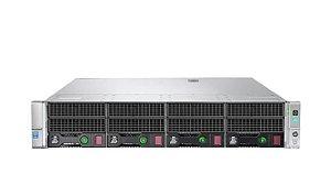Servidor HP DL 380 G9 Dual Xeon E5-2650V3 12 Núcleos Mem 64GB 02x SATA 1TB
