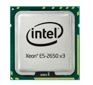 Cpu Intel Xeon E5-2650 V3, 2,3 Ghz, 25m Cache, Deca Core