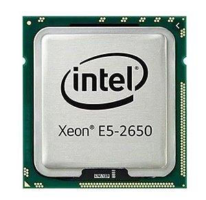 Processador Xeon E5-2650 Octa Core 2.0 Ghz / 20mb / Lga2011