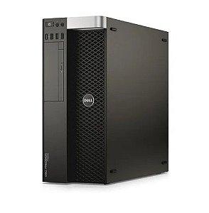 Workstation Dell T3610, Xeon E5-1607 V2, Mem 32 GB HD 1 TB VGA K600 1GB