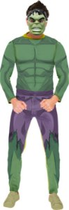 Fantasia Hulk Adulto 2035
