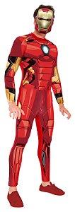 Fantasia Homem de Ferro Adulto 1155