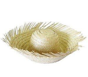 Chapéu de Palha Desfiado