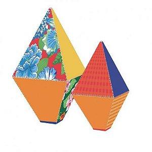 Balão Decorativo Quadrilha com 4  Unid Ref. 23011732