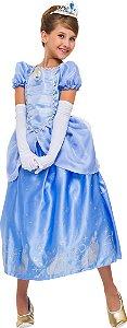 Fantasia Cinderela Luxo 88411