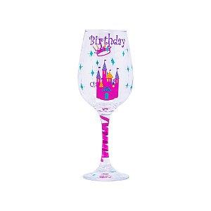 Taça Birthday Castle