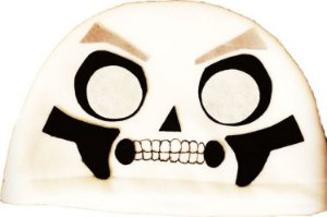 Touca Skin Skull
