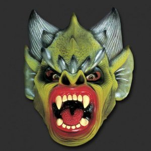 Mascara Monstro Verde