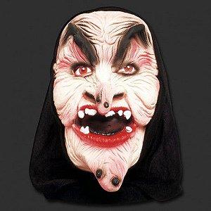 Mascara Bruxa com Capuz