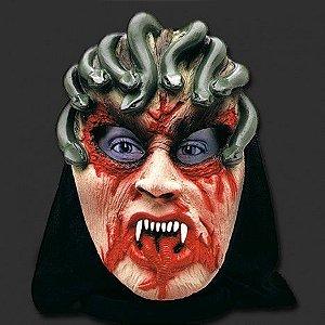 Mascara Medusa com Capuz