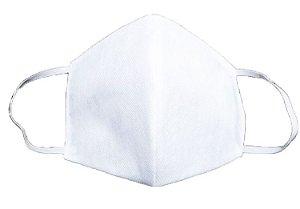 Mascara Descartável TNT c/50 unidades