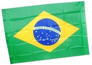 Bandeira do Brasil Import. Tecido 135x95