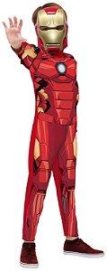 Fantasia Homem de Ferro Classico Longo 2021
