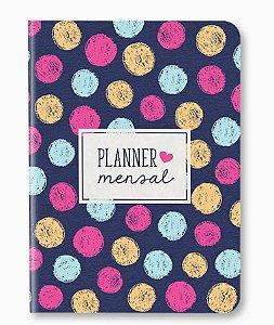 Planner Mensal Poá