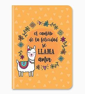 Caderneta Lhama