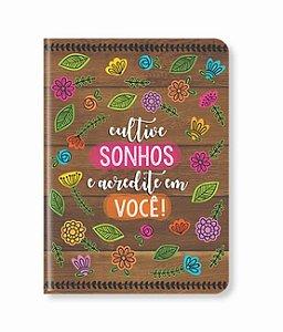 Caderneta  Flores