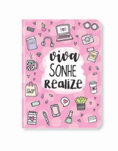 Caderneta Viva Sonhe Realize