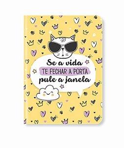Caderneta Gatinha