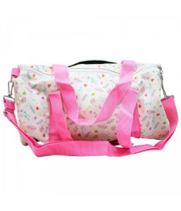 Bolsa Cilindro Minnie Mouse - Disney