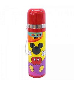 Garrafa Térmica Formato Mickey Mouse 90 Anos DISNEY