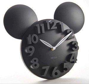 Relógio de parede Mickey Orelhinhas