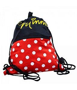 Mochila Saco Minnie Disney