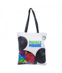 Bolsa Faces Mickey 90 Anos Disney