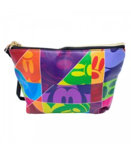 Necessaire Faces Mickey Disney 90 Anos