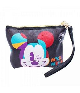Necessaire Mickey Piscando Disney 90 anos