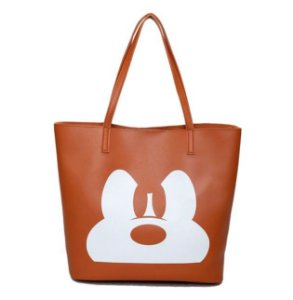 Bolsa Mickey Mouse bravo
