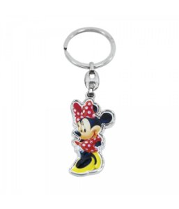 Chaveiro Minnie Mouse Simpática Disney