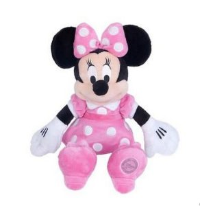 Pelúcia Minnie Mouse Disney 48 cm