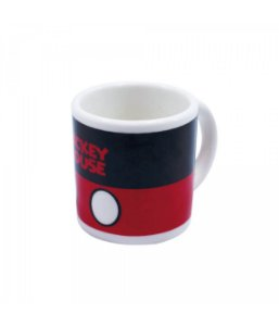 Mini Caneca Decorativa Mickey Mouse 30ml - Disney