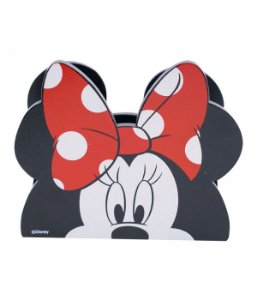 Porta Guardanapo  Disney Madeira Mickey Mouse & Minnie Mouse