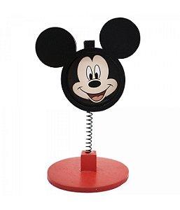 Porta Recado de Rostinho Mickey Mouse Disney