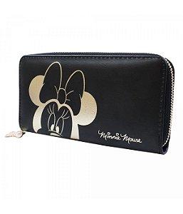 Carteira Minnie Mouse Disney Retangular