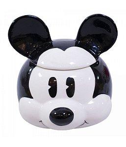 Caneca Mickey  Porcelana Rosto Cartoon  Disney