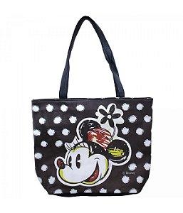 Bolsa Rosto Minnie Mouse - Disney