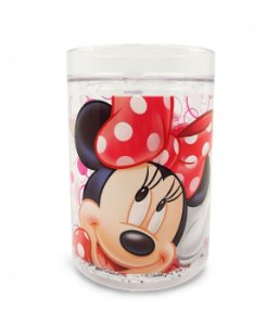 Caneca Líquido Minnie Mouse Disney 250ml