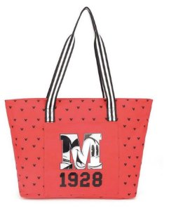 Bolsa Mickey Mouse 1928 Disney vermelha