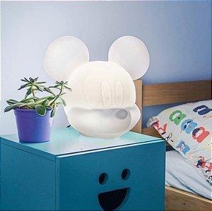 Luminária Mickey Mouse carinhas Led