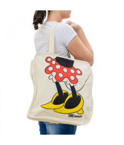 Bolsa Minnie Mouse faces Disney