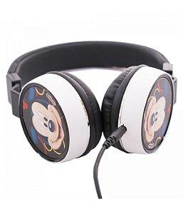 Fone De Ouvido Supra Auricular Mickey Mouse Disney