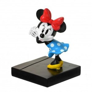 Porta cartão Minnie Mouse Disney