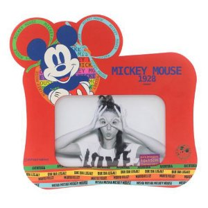 Porta retrato Mickey Mouse Disney 90 anos