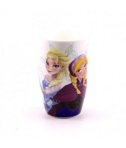 Caneca Porcelana Irmãs Frozen Gelo 400ml  Disney